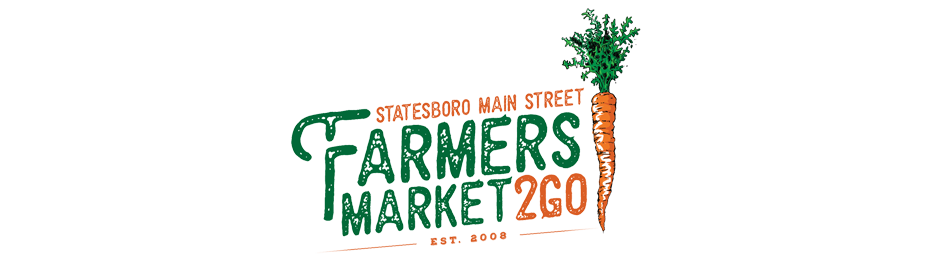 Market2go logo locally grown statesboro farmers market online