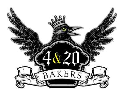 4 and 20 Bakers logo